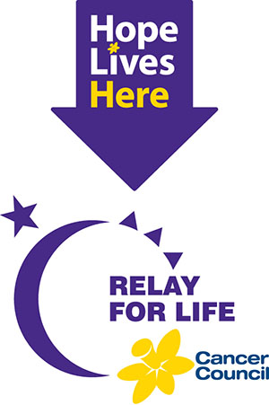 Sponsor Warren and help cure cancer, Relay for Life